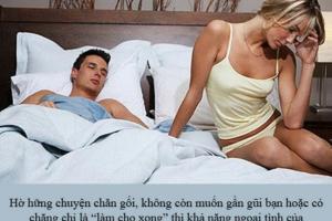 8 Dấu Hiệu Nhận Biết Vợ Ngoại Tình, Cặp Bồ Bên Ngoài