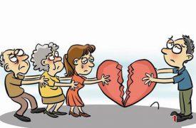 5 Điều nên làm khi tình yêu bị ngăn cấm bởi gia đình