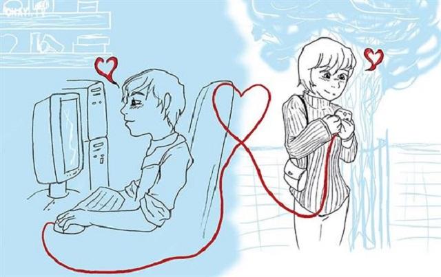 yêu qua mạng 2