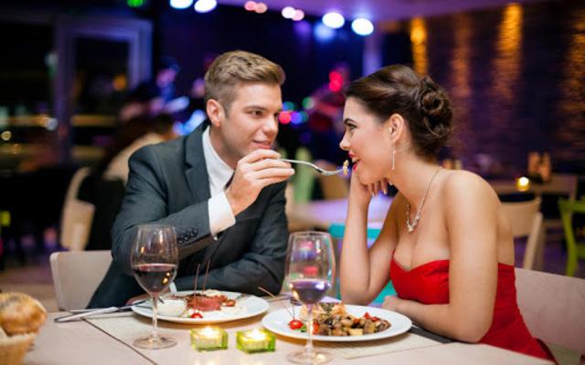 hẹn hò lãng mạn
