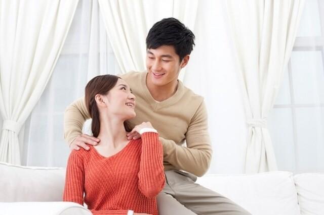 Quan tâm vợ nhiều hơn