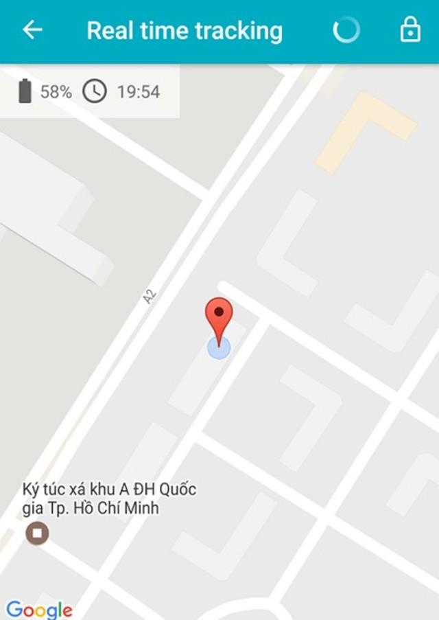 sử dụng ứng dụng GPS trên điện thoại 7