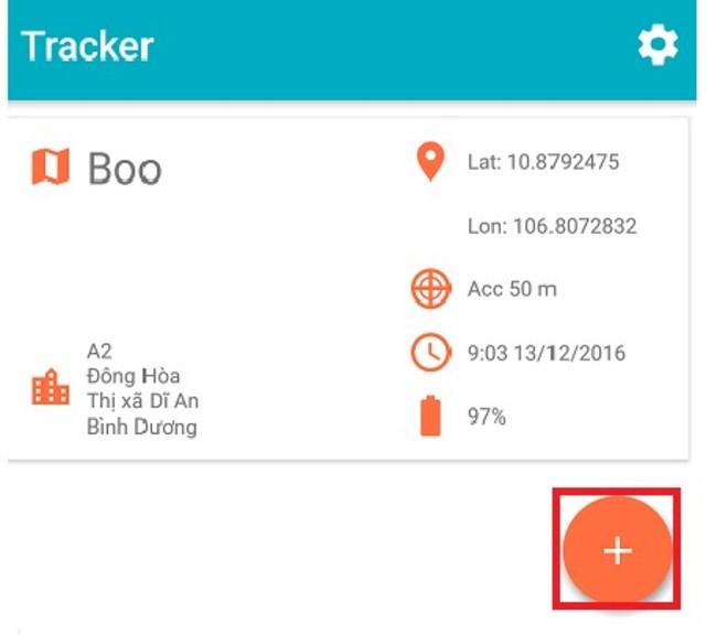 sử dụng ứng dụng GPS trên điện thoại 8