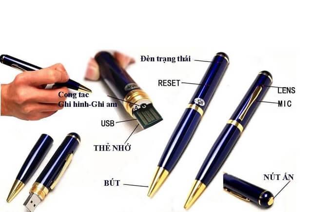 bút ghi hình loại nào tốt nhất 1