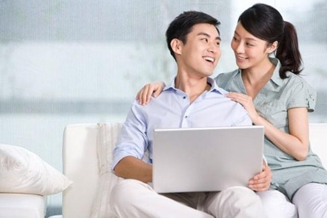 chia sẻ công việc với chồng
