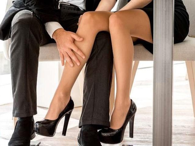 Ghé qua văn phòng chồng