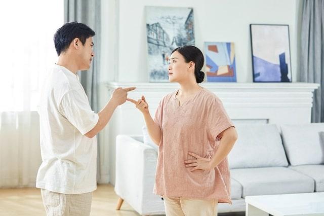 Không chứng tỏ mình đúng khi chồng đang giận