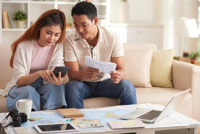 cách quản lý tiền của chồng 1